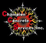 Champion Concrete Website